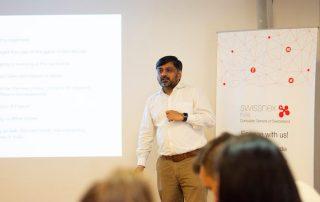 Swissnex India, Retail, Robotics, Mitra