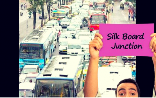 Experiencing Silk Board - Bengaluru's biggest chokepoint
